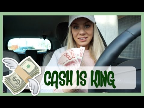 vlogg: CASH IS KING