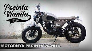Download Video Modifikasi Honda Tiger Revo Japstyle Pecinta Wanita [ Beast Custom Palembang ] MP3 3GP MP4