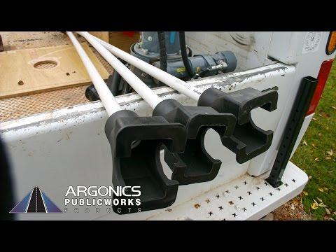 Waverly Sanitary District installs Argonics Speedy Sleeve