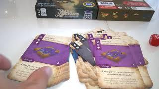 Dolina kupców - unboxing Video
