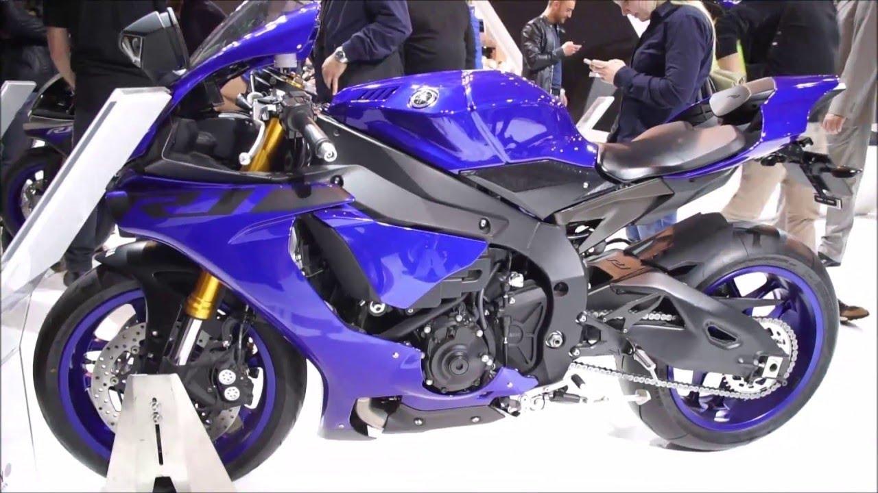 Yamaha R1 2018 Azul Baruc96