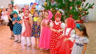 видео Утренник в детском саду