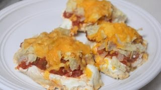 Chicken Nacho Bake With Cookingandcrafting