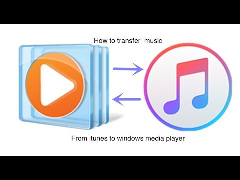 How To Transfer Your Music From Itunes To Windows Media Player