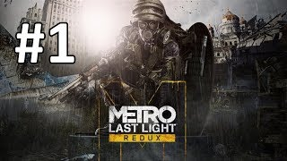 metro last light redux gameplay ita parte 1 pc