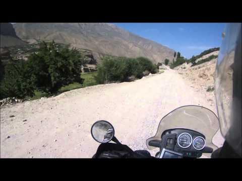 Sovietabad - Khorugh 2015 (M41 detour)