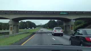 Interstate 20 East: Alabama/Georgia State Line