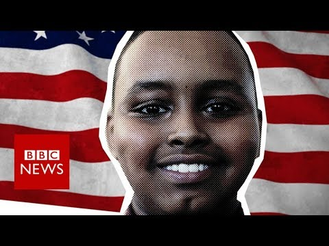 'I will become the first US Muslim president' -  BBC News