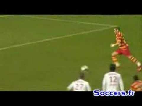 Miralem Pjanic gol protiv Lensa