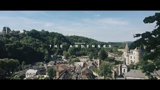Through The Ardennes (travel movie)