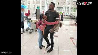 Comedian AY And Family On Holiday In Dubai