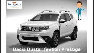📣 ARRIVAGE 📣 Dacia Duster 4X2 115 CV DCi finition PRESTIGE