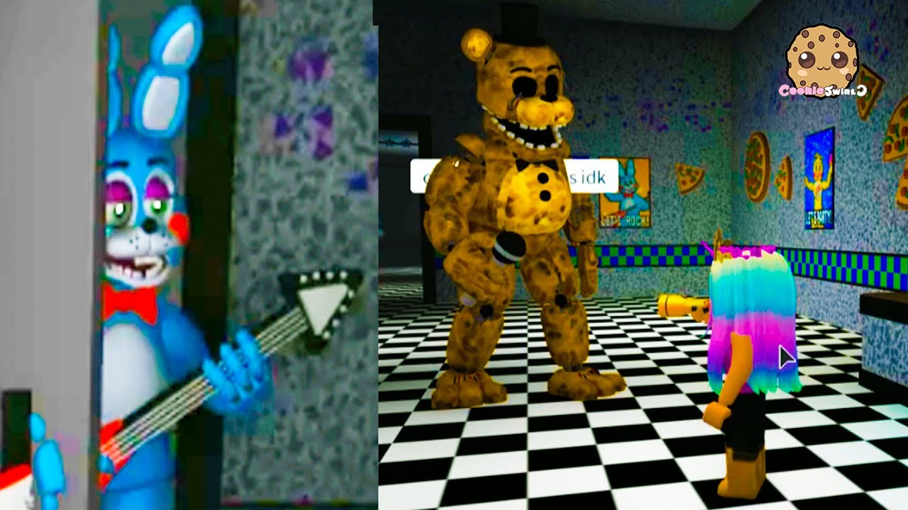 Download Survive The Night Five Nights At Freddy's Roblox FNAF Game Video