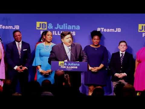 J.B. Pritzker wins Democratic nomination for governor | Chicago.SunTimes.com