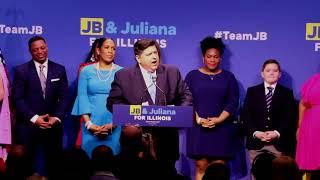 J.B. Pritzker wins Democratic nomination for governor | Chicago.SunTimes.com thumbnail