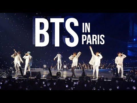 BEST SHOW EVER ♡ BTS @PARIS 18/10/20