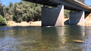 Seafloor HyDrone-RCV in American River