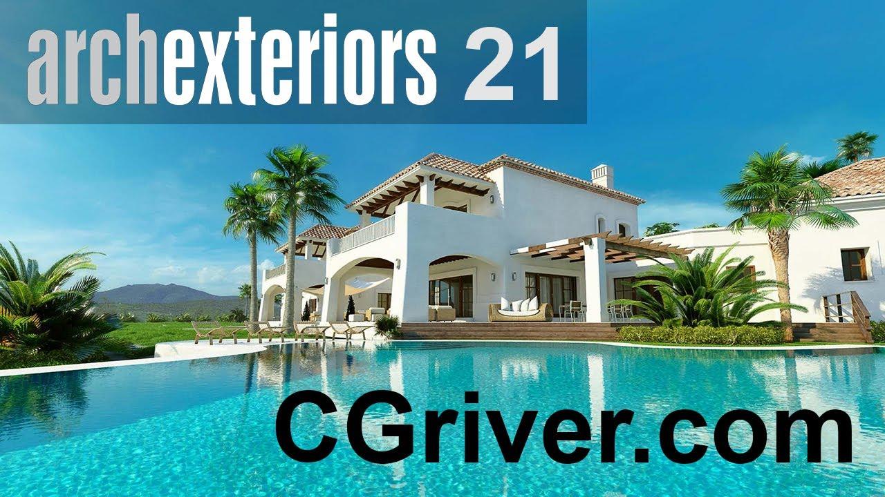Exterior: Evermotion Archexteriors 21
