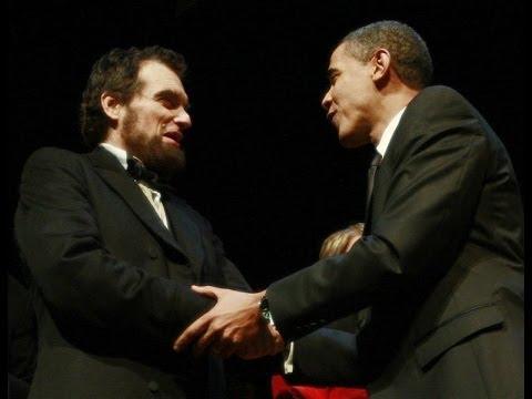 Abe Lincoln, Now a Democrat!