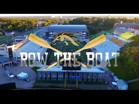 Western Michigan University - Row The Boat