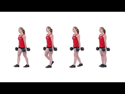 The Dumbbell Farmers Carry