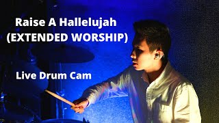 Raise A Hallelujah Live Bethel Music Drum Cover Natheniel Lim.mp3
