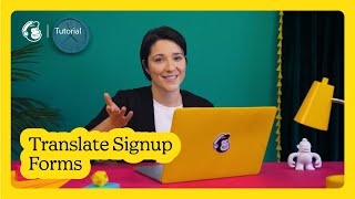 How to Translate a Mailchimp Signup Form (October 2020)
