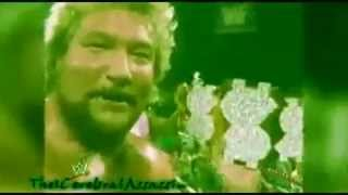 Ted Dibiase theme song+titatron