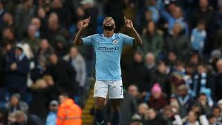 Sterling responds to racial abuse with profound social media post