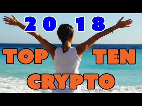 Top 10 Sleeper Cryptos to Invest in 2018!