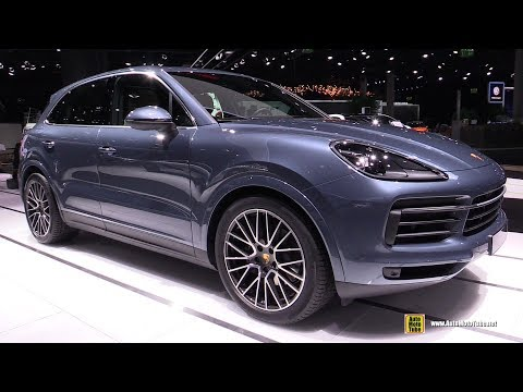 2018 Porsche Cayenne - Exterior and Interior Walkaround - 20