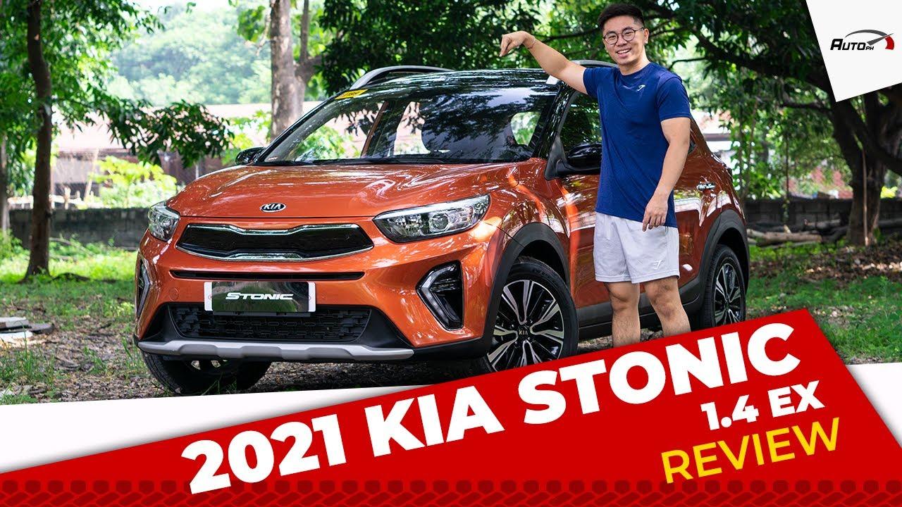2021 Kia Stonic 1.4 EX - Car Review