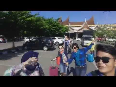 Goes to Sumatra Barat - Corporate Business Division PT. Bank Mega Tbk