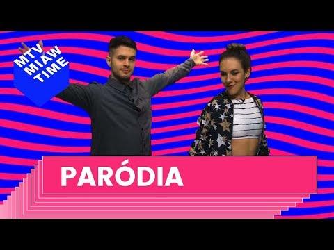 MTV MIAW Time I Paródia do ano