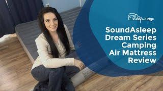 SoundAsleep Dream Series Camping Air Mattress Review