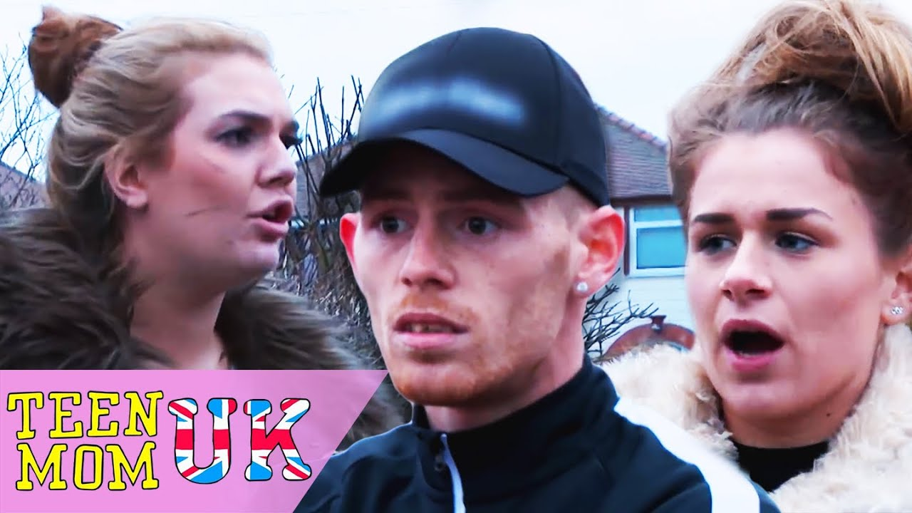 Amber Confronts Ste  Kirsty About Not Seeing Son Brooklyn