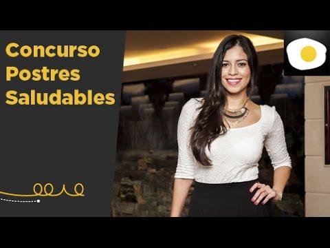 Auxy Ordóñez te regala su libro Postres saludables | Canal Cocina