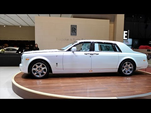 Rolls-Royce Serenity: There is Silk Inside