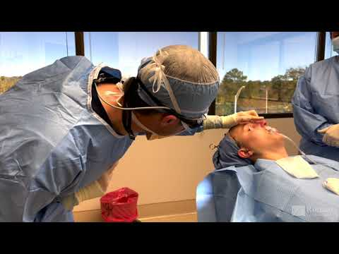 Dr. Rousso Performs Rhinoplasty