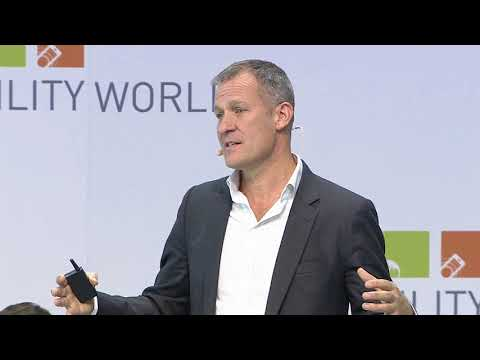 New Mobility World 2017 — Ensuring the Easiest, Smartest and