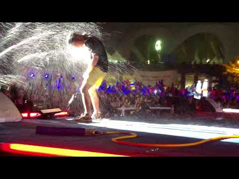 Keith ape - Going Down To Underwater live in Busan water bomb