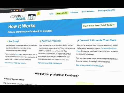 Storefront Social Tour - How Storefront Social Works