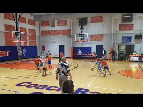 Johnny Bright 9-10s Basketball 12.21.2018