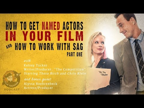 [Podcast] How To Get A Named Actor In Your Film and How To Work With SAG (part 1)