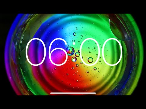 6 Minute Timer - Bright and Happy Music