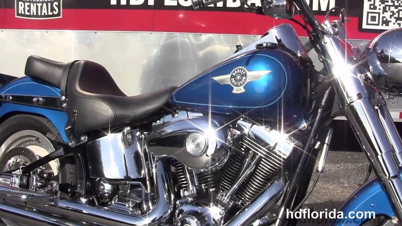 Used 2005 Harley Davidson Fat Boy Motorcycles for sale