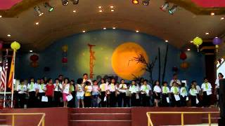 TNTT Au Nhi Singing for Tet Trung Thu 2011 Thumbnail