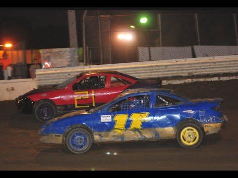 Sycamore Speedway Hornet Heat 9/15/18
