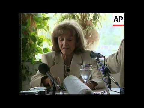Tunisian - Jewish lawyer to represent Marwan Barghouti