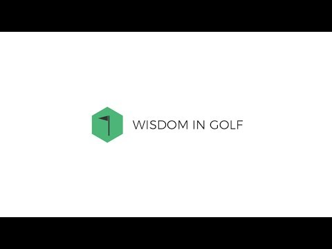 WISDOM IN GOLF CHANNEL TRAILER